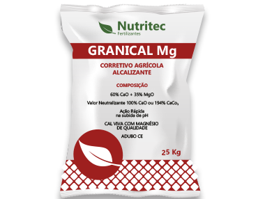 GRANICAL Mg 60% CaO + 35% MgO